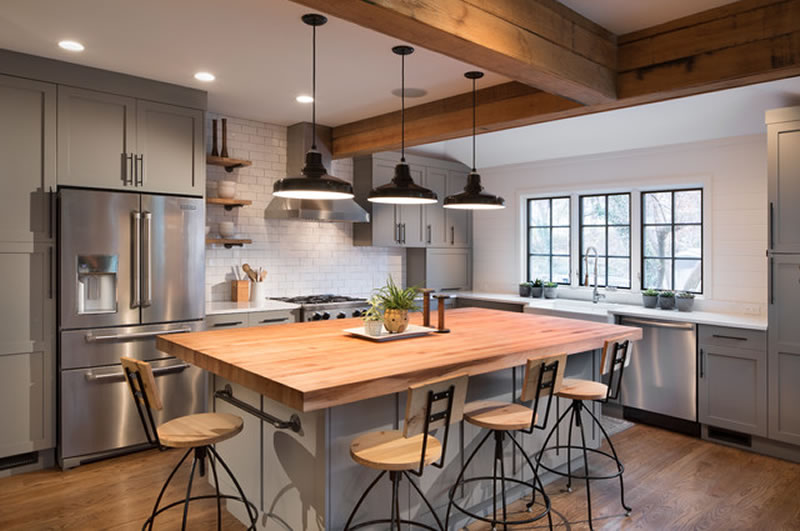 Kitchen design on Houzz