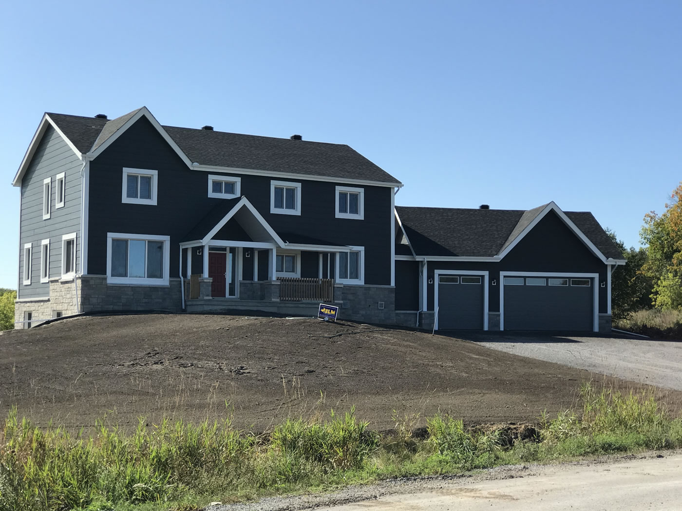 New passive home in Stittsville